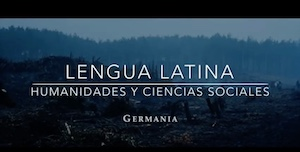 Iniciativa de promoción de Latín para 4º de la E.S.O.